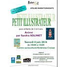 "ATELIER ""PETIT ILLUSTRATEUR"""