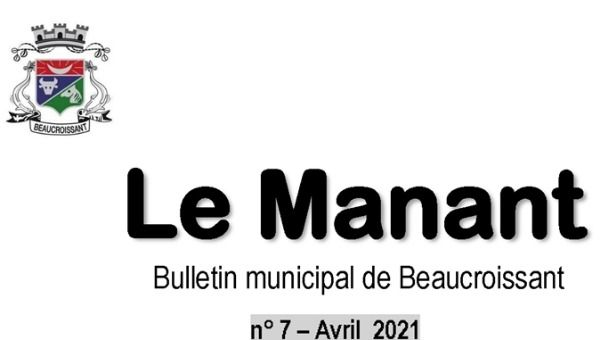 le manant Avril 2021