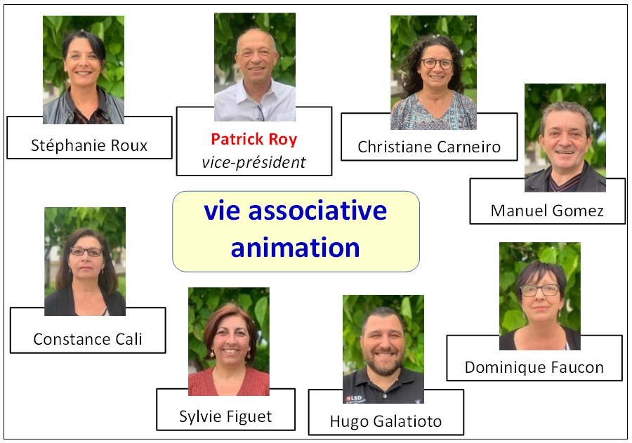 commission vie associative