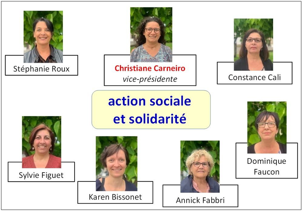 commission action sociale Beaucroissant