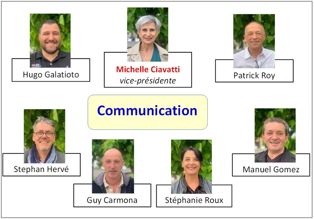 commission communication Beaucroissant